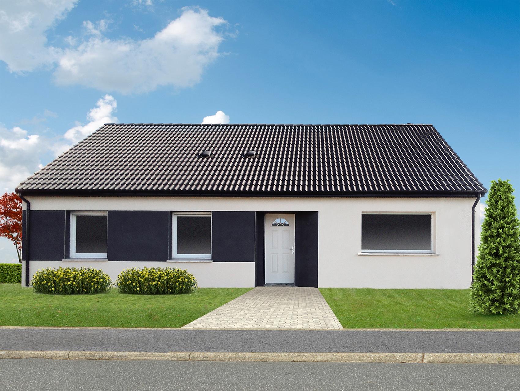 Votre maison + terrain à Urville  - 14190