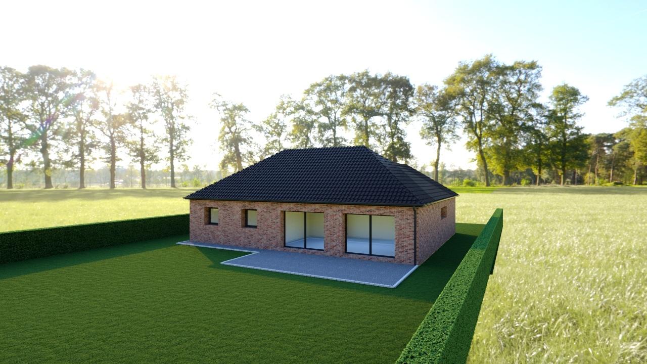 Votre maison + terrain à Busnes (62)