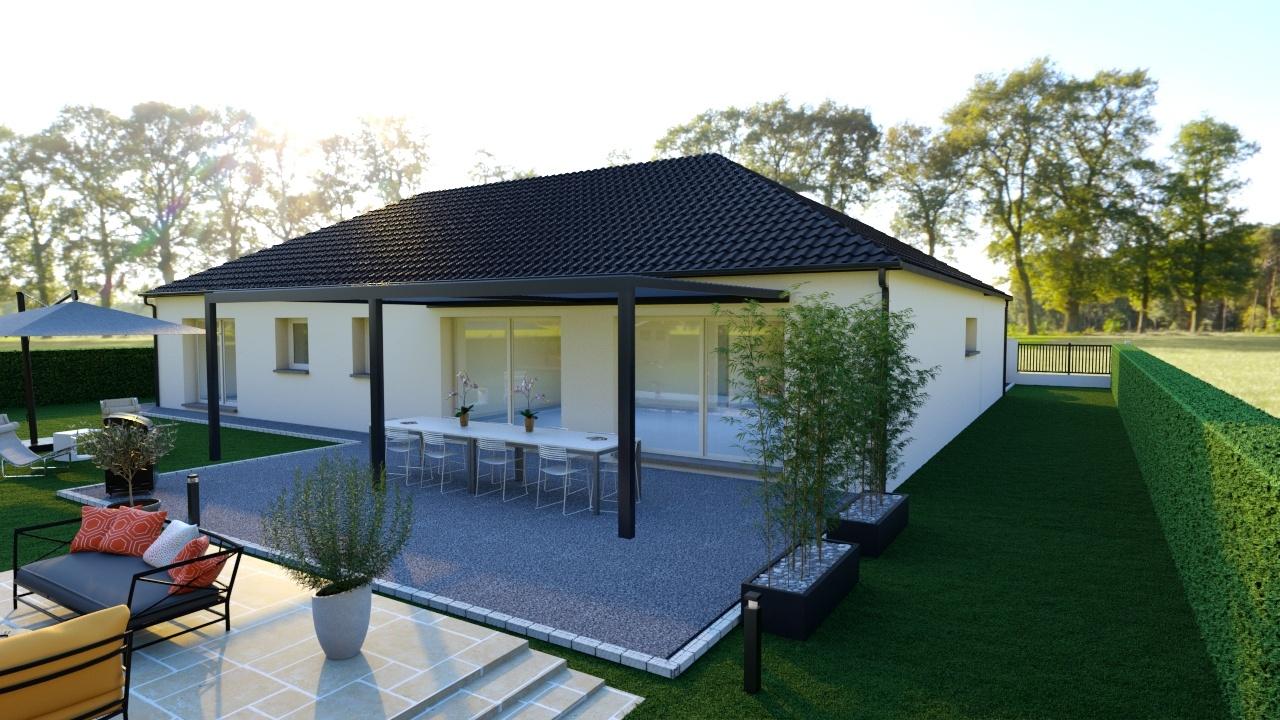 Votre maison + terrain à Busnes  - 62350
