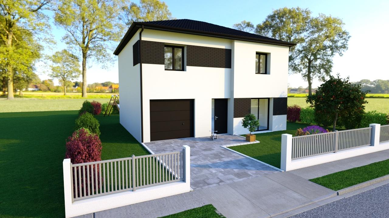 Votre maison + terrain à Mazingarbe  - 62670