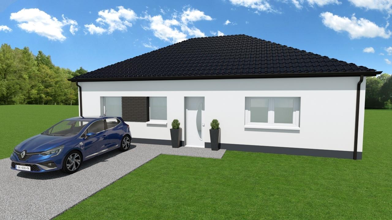 Votre maison + terrain à Prouvy  - 59121