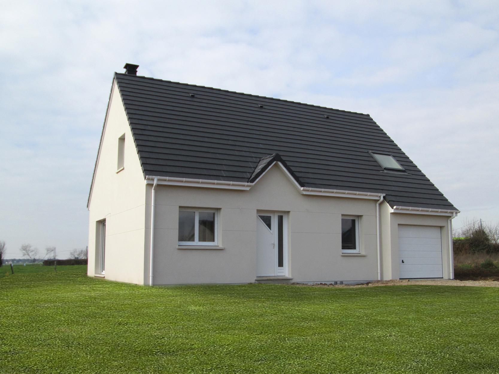 Votre maison + terrain à Noyers-Bocage  - 14210