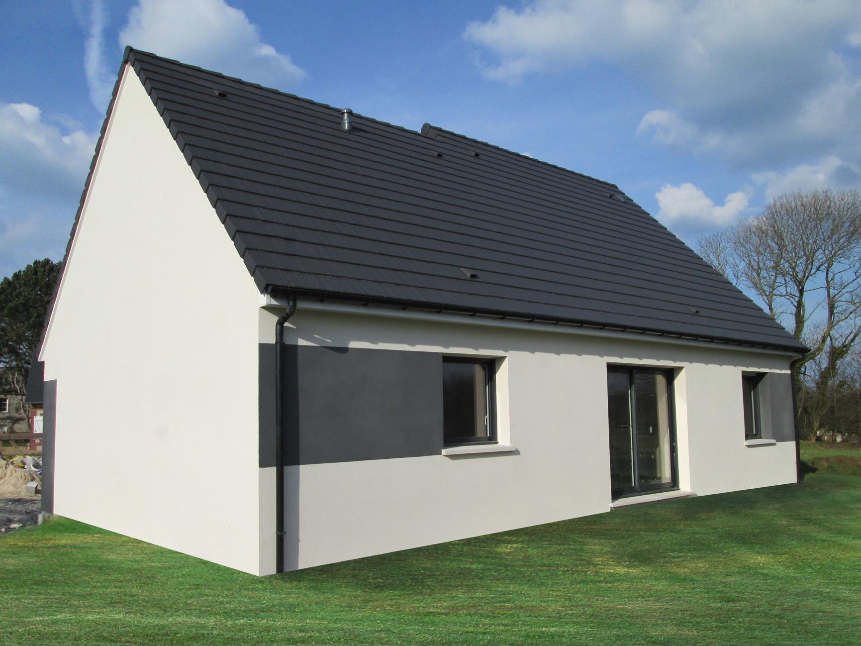 Votre maison + terrain à Saint-Aubin-sur-Gaillon  - 27600