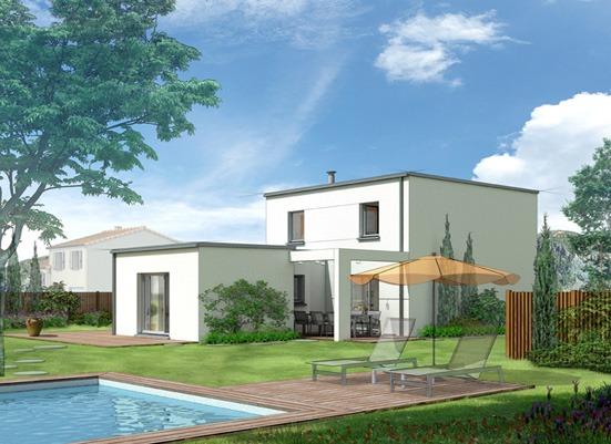 Votre maison + terrain à Vervins  - 02140