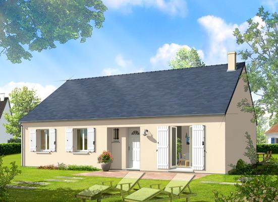 Votre maison + terrain à Ormes  - 51370