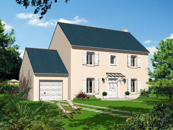 Achat-Vente-Maison-ile-de-France-YVELINES-LES MUREAUX