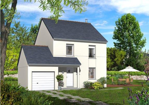 Programme immobilier neuf Maison à Bouafle