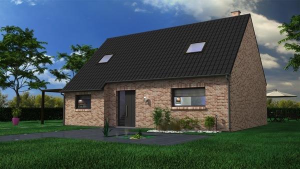 Votre maison + terrain à Attiches  - 59551
