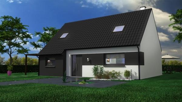 Votre maison + terrain à Oignies  - 62590