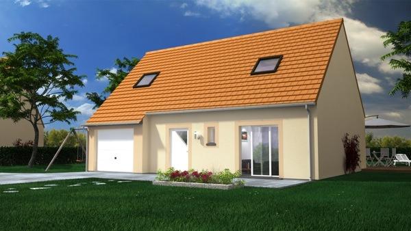 Votre maison + terrain à Oye-Plage  - 62215