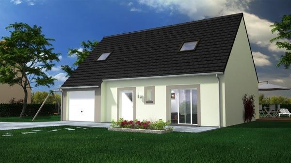 Votre maison + terrain à Sillery  - 51500