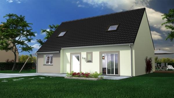 Votre maison + terrain à Jonchery-sur-Vesle  - 51140
