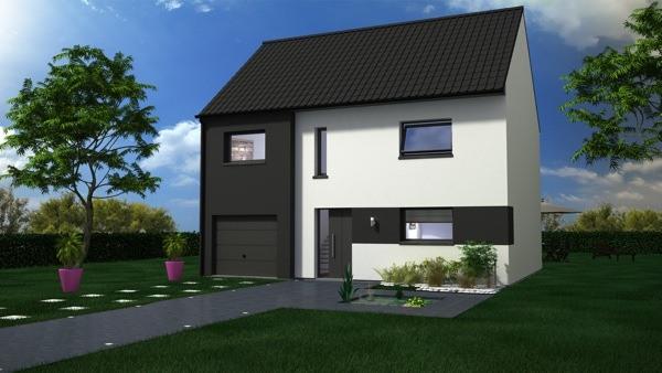 Votre maison + terrain à Dourges  - 62119