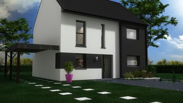 Votre maison + terrain à Willerval (62)