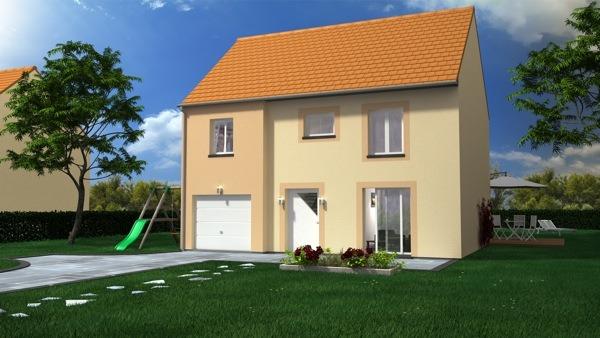 Votre maison + terrain à Braine  - 02220