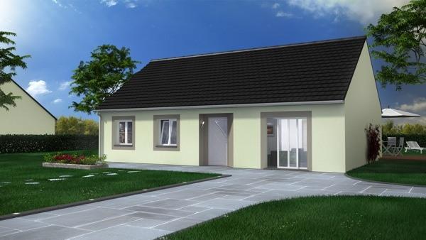 Votre maison + terrain à Cormicy  - 51220
