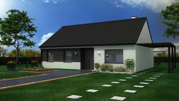 Votre maison + terrain à Loison-sous-Lens  - 62218