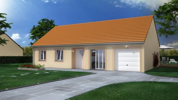 Votre maison + terrain à Ghyvelde  - 59254
