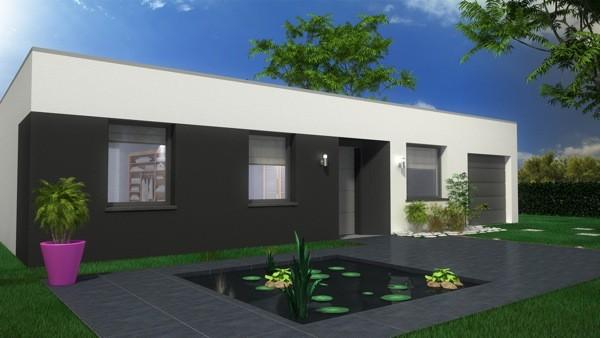 Votre maison + terrain à Avroult  - 62560