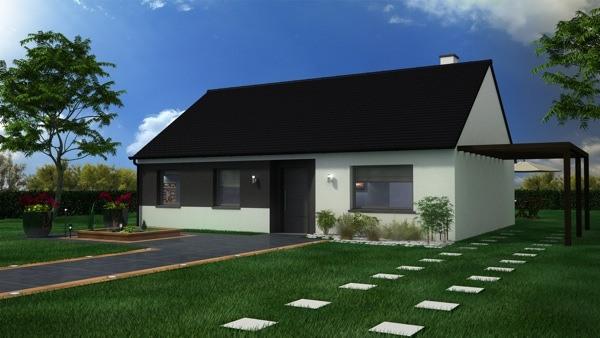 Votre maison + terrain à Hermonville  - 51220