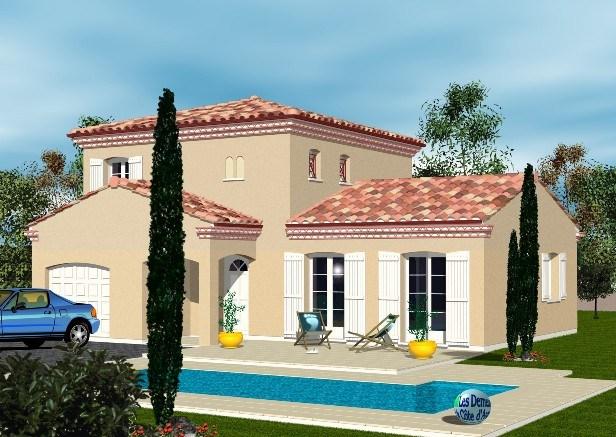 Mod les et plans de maisons mod le tage albizia for Modele maison geoxia