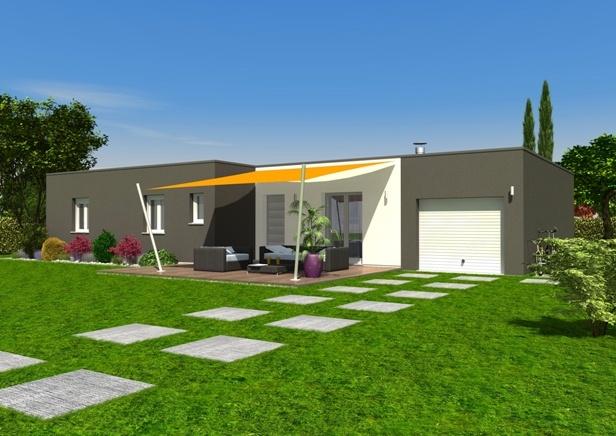 mod les et plans de maisons personnalisable. Black Bedroom Furniture Sets. Home Design Ideas