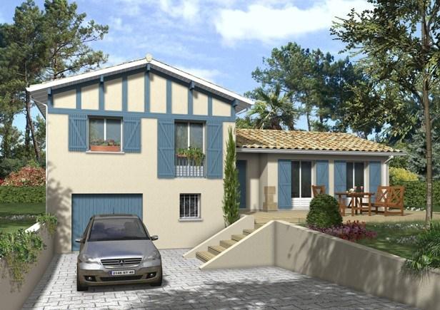 Pin Plan Maison Duplex 4 Chambres Gratuit 3 Plan Maison Duplex 4