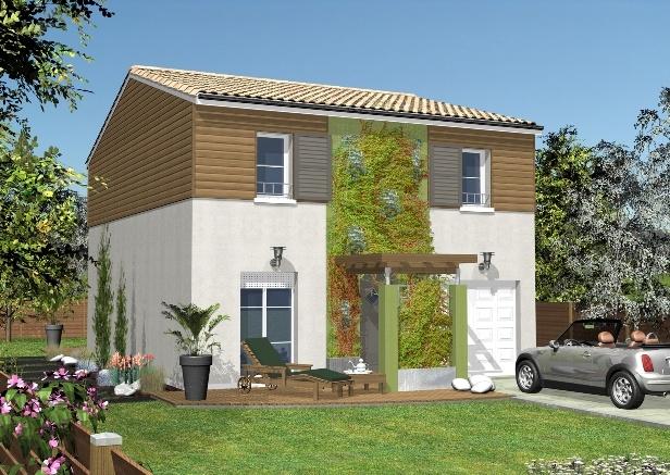 Mod le tage urban 39 eco for Modele maison geoxia