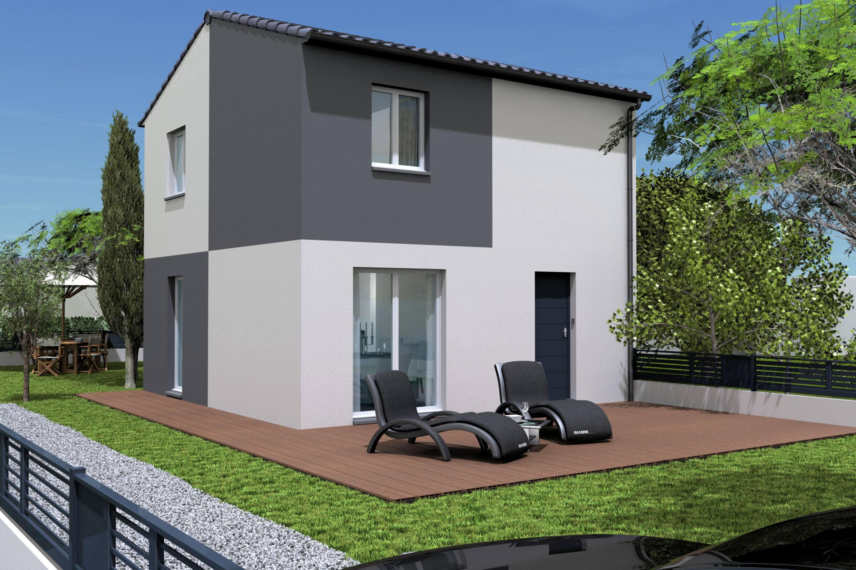 Mod les et plans de maisons investisseurs constructions for Plan de maison cote