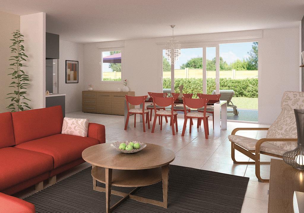 Votre maison + terrain à Vers-sur-Selles (80)