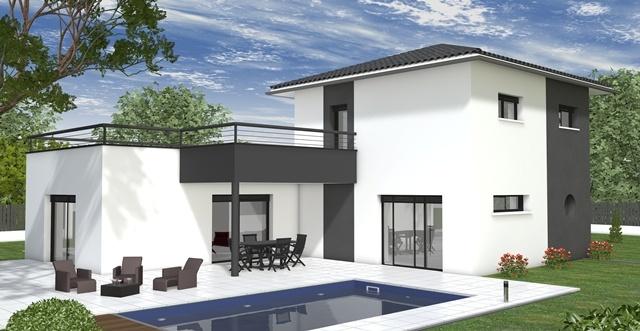 mod les et plans de maisons sur mesure constructions demeures c te argent. Black Bedroom Furniture Sets. Home Design Ideas