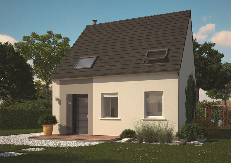 combien de temps pour construire une maison elegant quel. Black Bedroom Furniture Sets. Home Design Ideas
