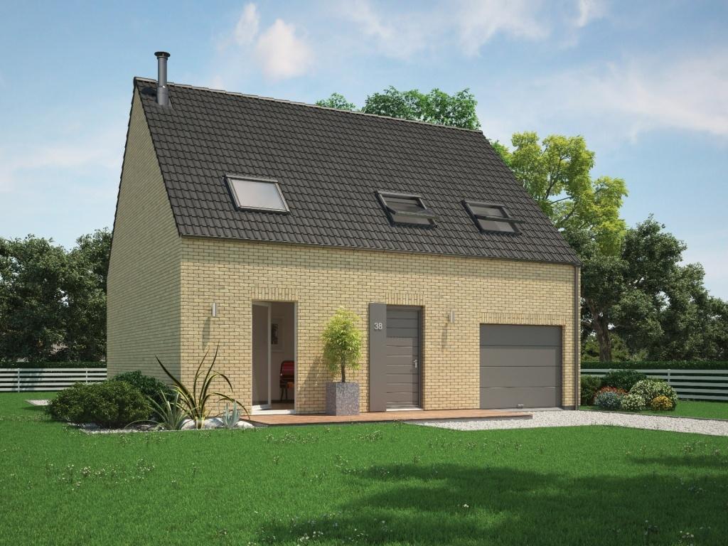 Construire sa maison en nord pas de calais for Construire et concevoir votre propre maison