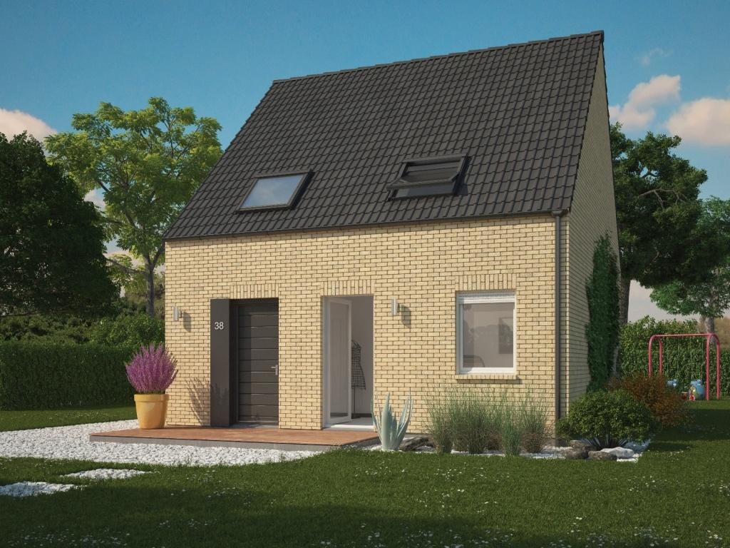 Achat-Vente-Maison-Nord-Pas-De-Calais-NORD-Craywick