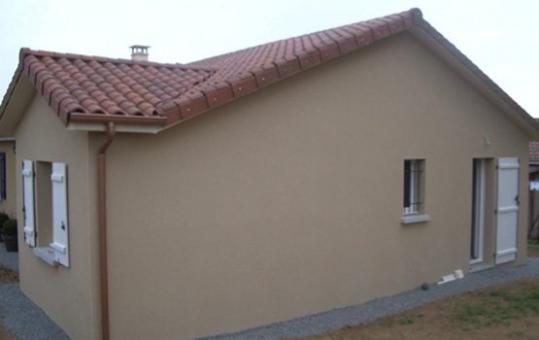 Création d'une suite parentale avec salle de bains soit 25,43 m² à Verneuil-sur-Vienne (87430)