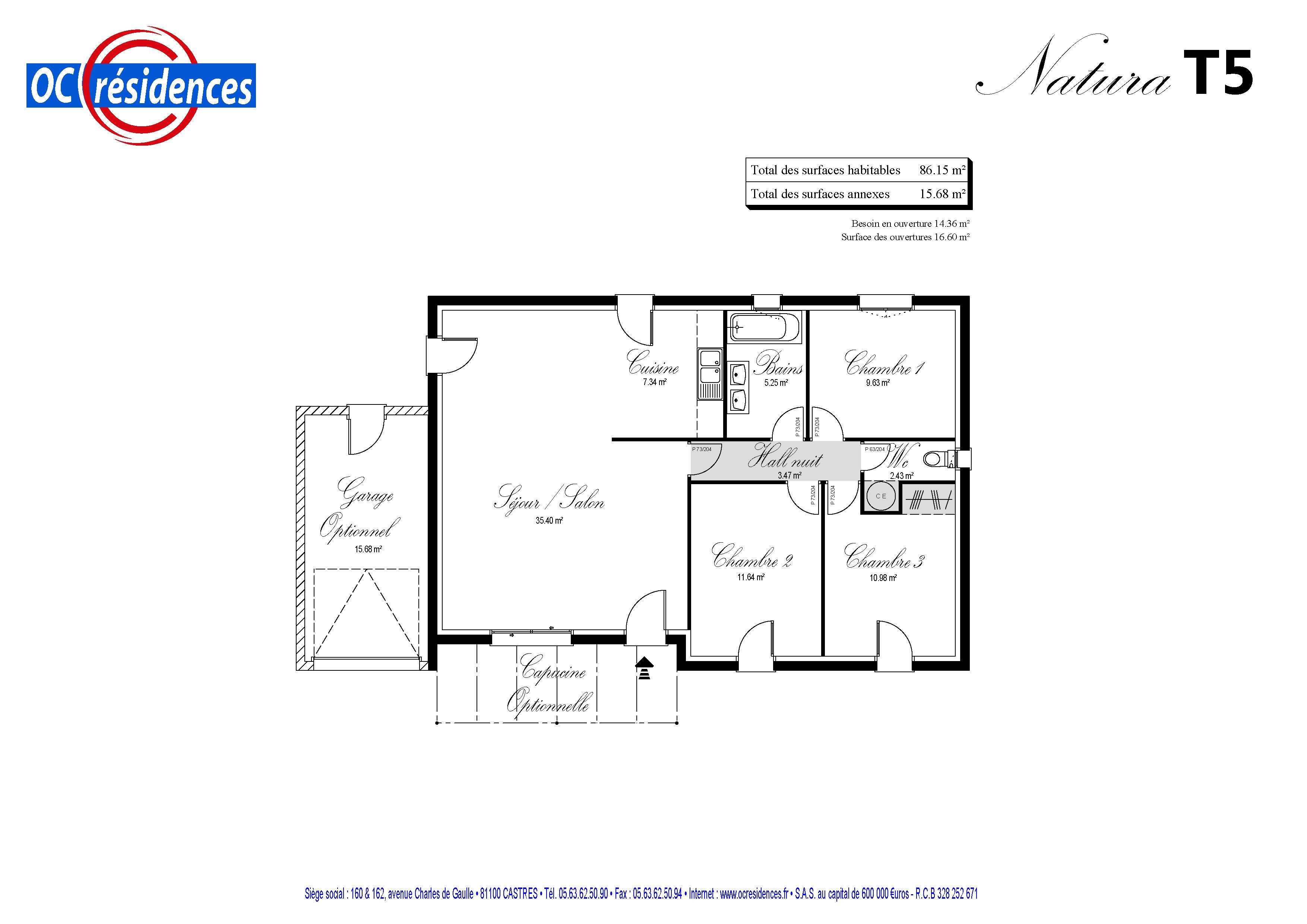 Plan De Maison Plain Pied 110m2 Avis Et Conseils Pour