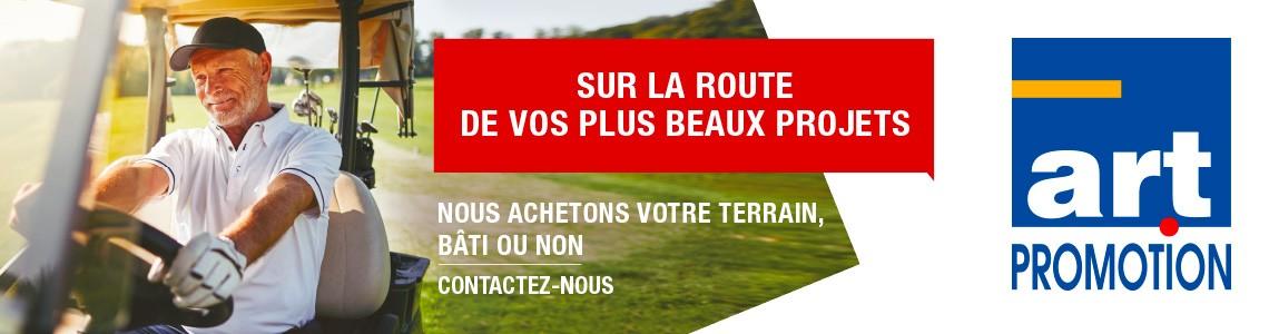 Achat terrain Art Promotion