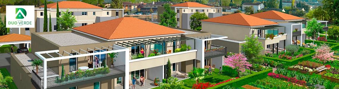 ART'MONIE Aix-en-Provence art promotion fenouilleres neuf immobilier