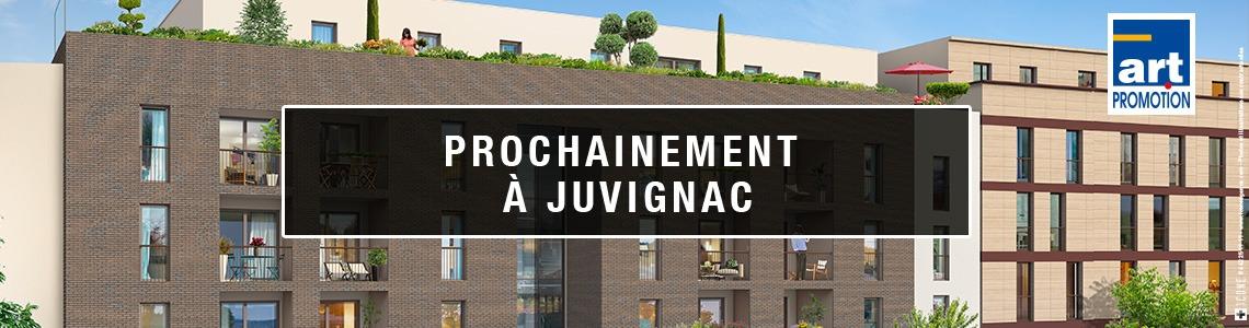 JUVIGNAC ART PROMOTION VILLA TERRAZA