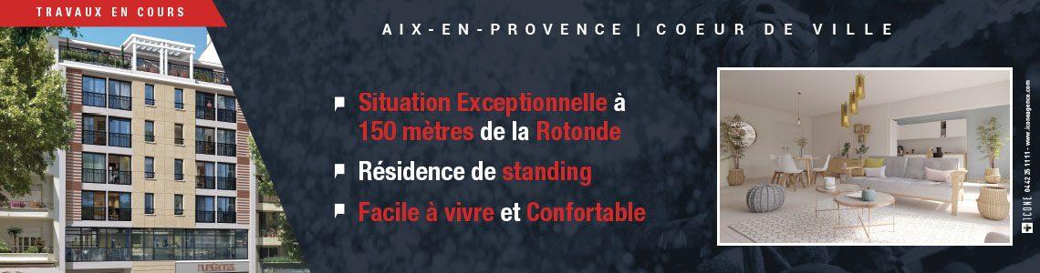 ART PROMOTION CARRÉ ROTONDE AIX EN PROVENCE BELGES