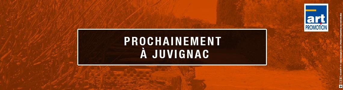 JUVIGNAC ART PROMOTION TERRE DE SIENNE