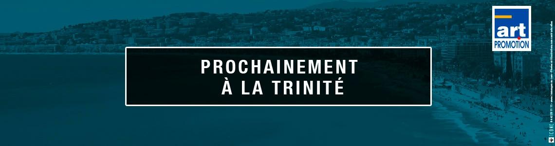 LA TRINITÉ ART PROMOTION LES TERRASSES D'AZUR