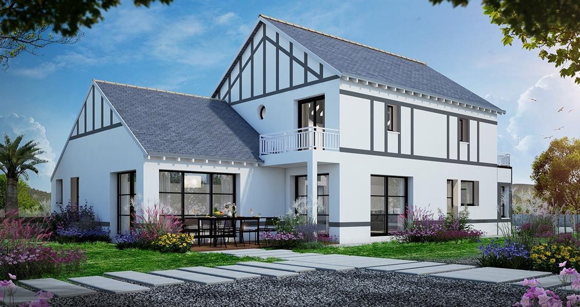 Modèle de maison La Bauloise