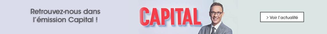 Camif habitat sur m6 dans l'émission capital