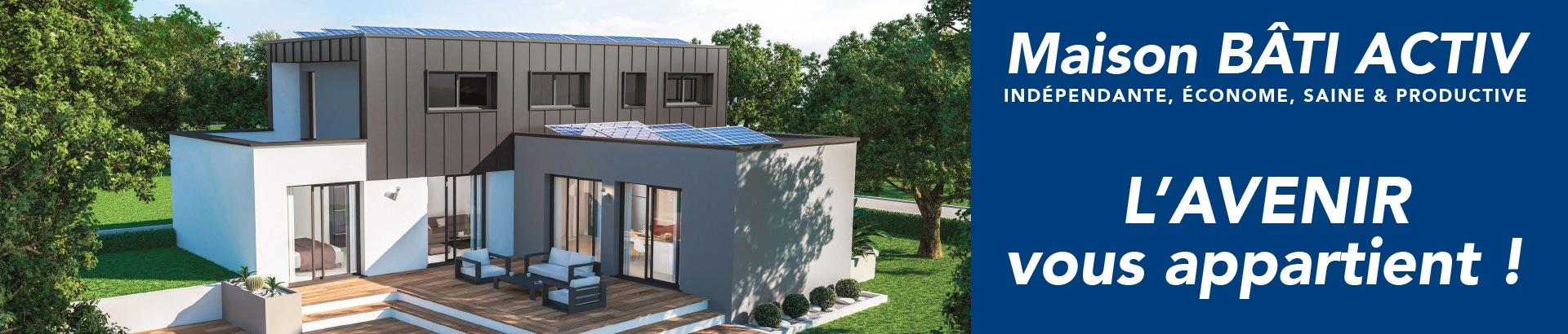 Constructeur de maisons individuelles en Bretagne, Loire Atlantique et Vendée
