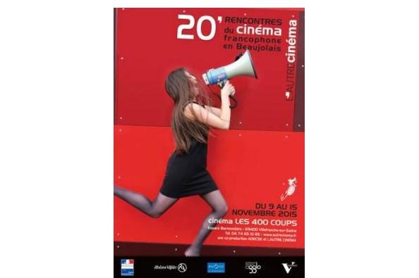20ème Rencontres du cinéma francophone en Beaujolais