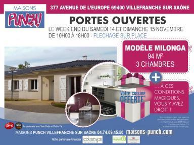 Portes Ouvertes Maisons Punch Villefranche sur saone