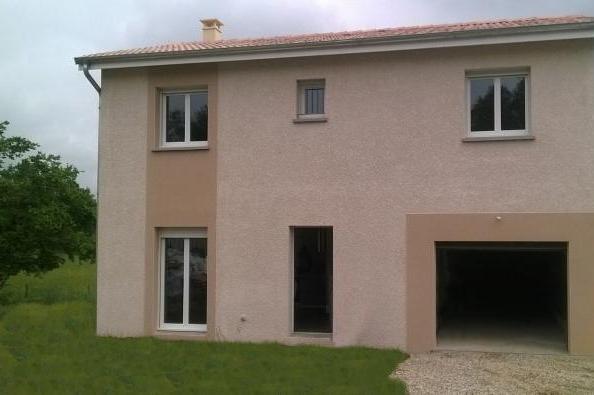 Réalisation : Maison Neuve dans la Saone et Loire -