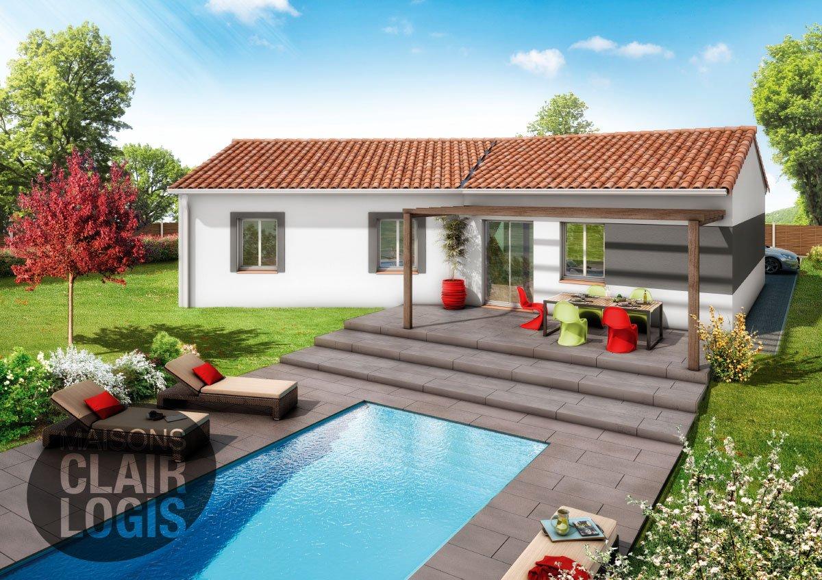 Recherche maison neuve ou maison individuelle 82 tarn et for Acheter une maison en lotissement
