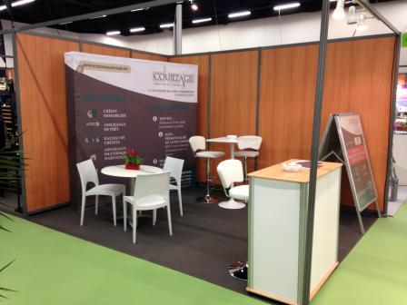 Salon de l'immobilier - DCP Courtage